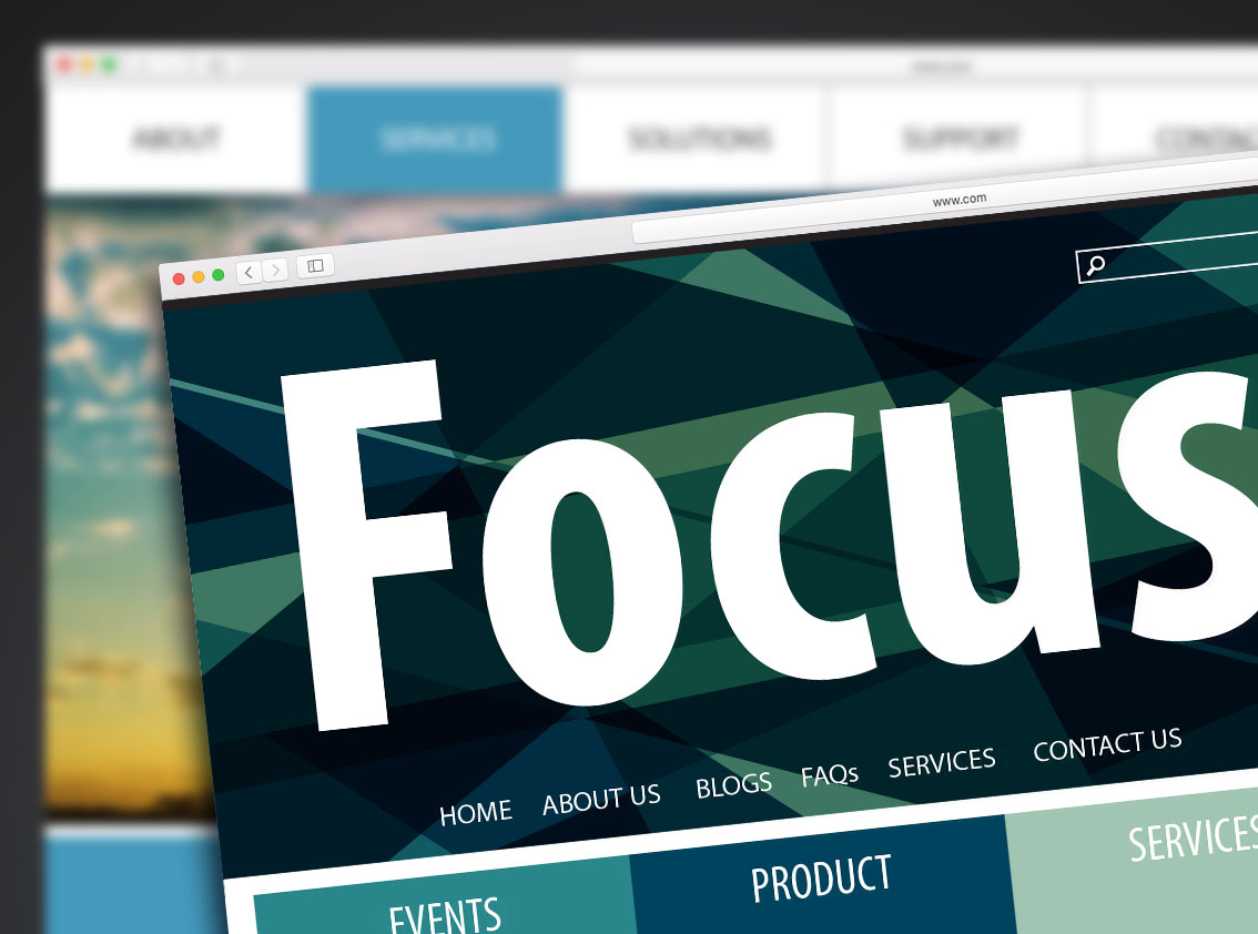 Interactive: When You Need to Focus, a Microsite Might be the Ticket!