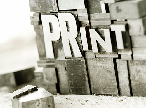 Print: In a digital world is print still relevant?