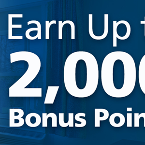 Days Inn Earn Bonus Points Promotion