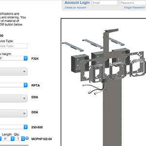 FAS Power Configurator