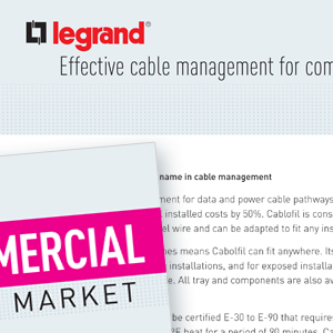Legrand Commercial Brochure