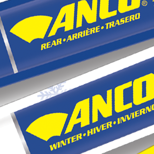 ANCO Wipers Packaging