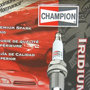 Champion Plug Boxes