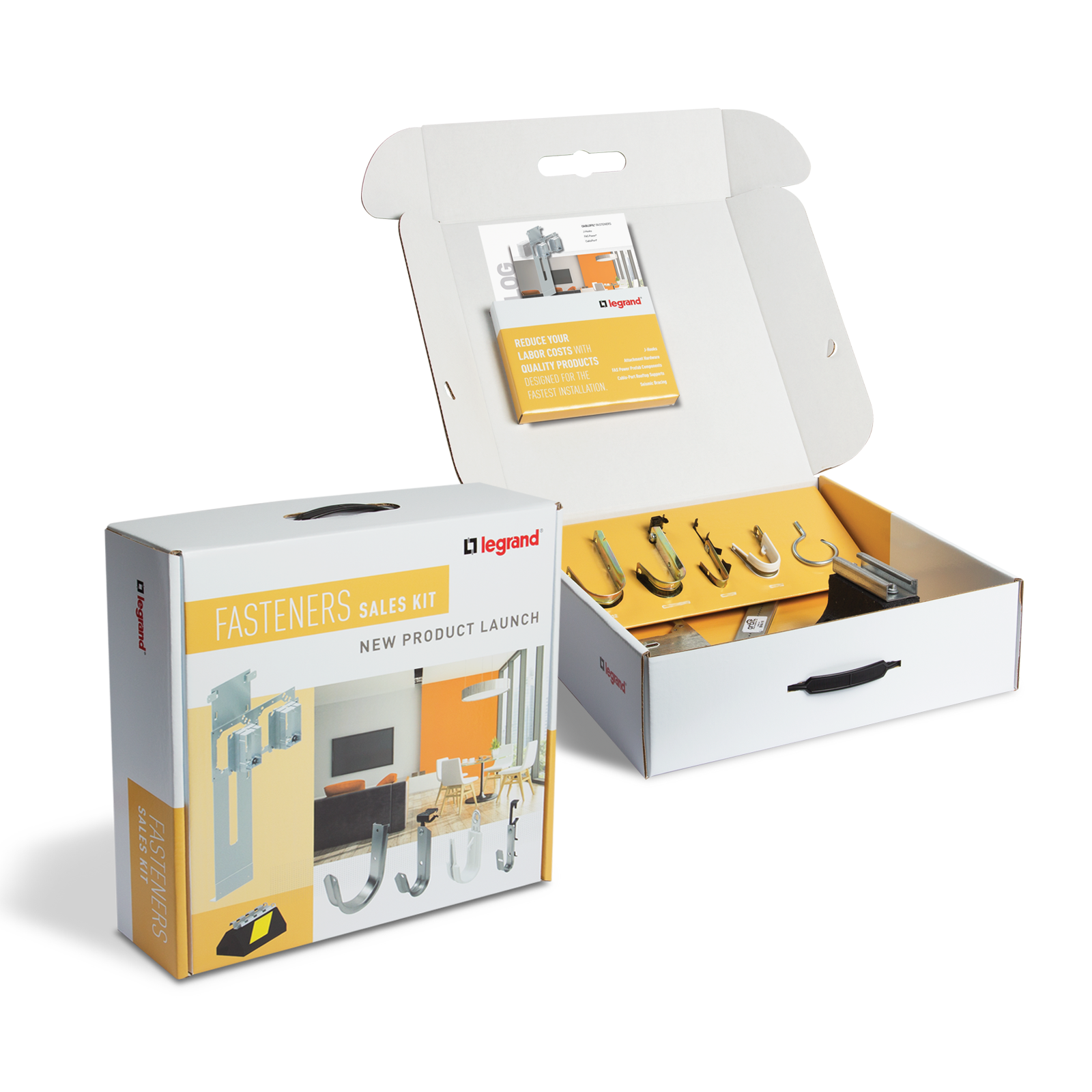 Legrand Fasteners Kit