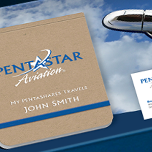 Pentastar Pentashares Packaging
