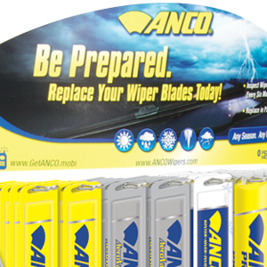 ANCO Be Prepared Versatile Display
