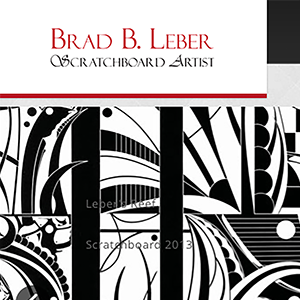 Brad Leber Designs Website
