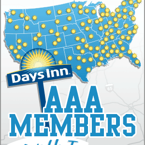 Days Inn Roadtrip