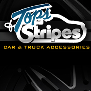 Tops and Stripes Website